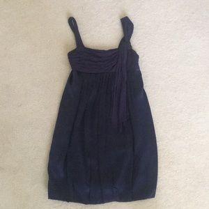 BCBG navy dress